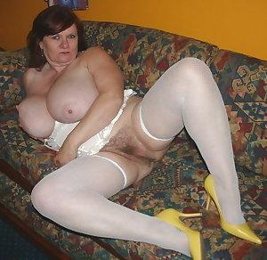 Various granny mature bbw busty clothes lingerie 5