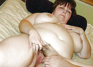 Hairy Moms And Grandmas 43