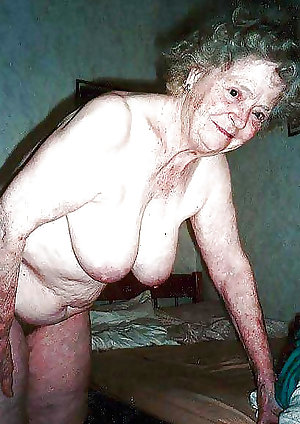 Old Wrinkled Grannies Still Want Some Hard Cock...