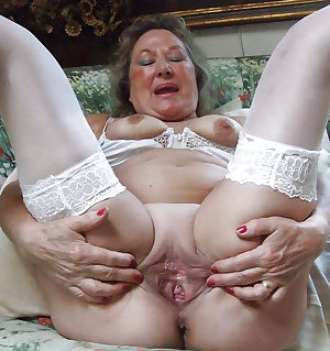 old ladies, spreading their legs for your cock