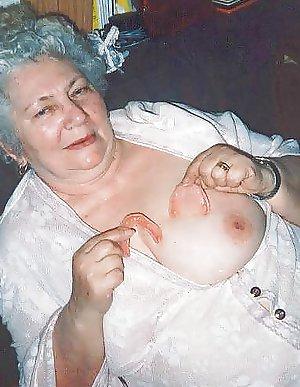 Cum Inside, Granny Can't Get Pregnant