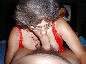 Cock sucking grannies matures milfs 5