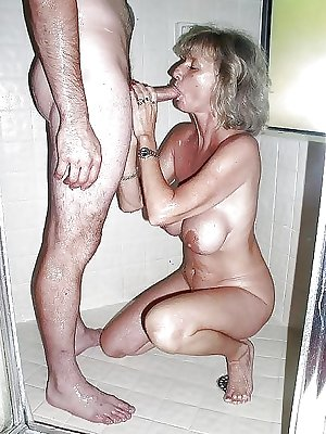 Cock sucking grannies matures milfs 5