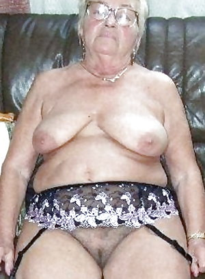 Grannies, matures & fatties