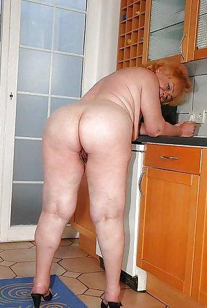 Matures & Grannies Collection #14 (Asses & Big Boobs)