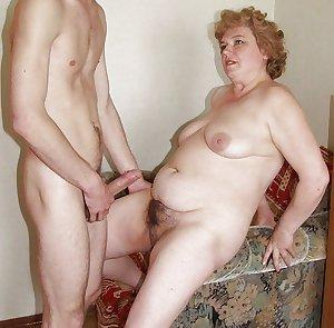 Amateur Mature & Granny