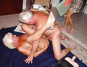 Big Granny Tits and more...