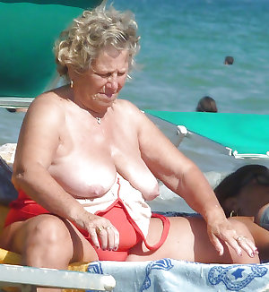 Big Granny Tits and more...