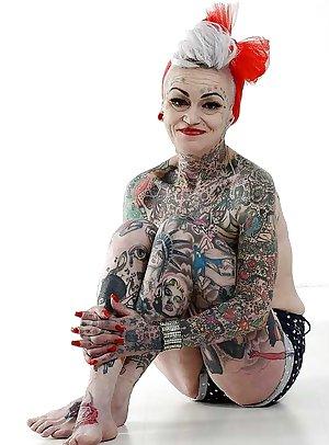 beautyfullst grannys non nude