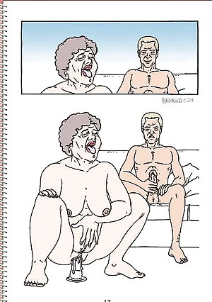 HOT BBW GRANNIES CARTOONS DRAWINGS