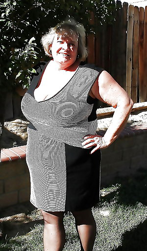 Sexy Mature Grannies! Amateur mix!