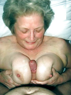 Grandma's Old, but She's Still Hot & Horny
