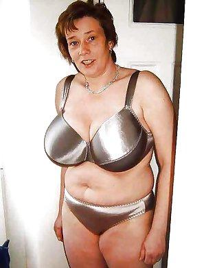 Big bras on Grandma
