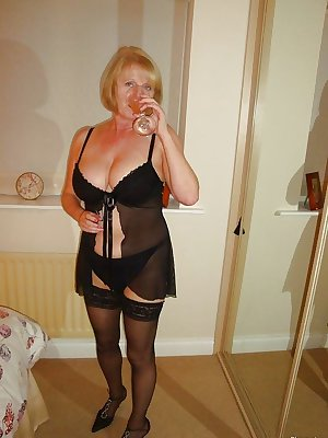 Sexy Mature And Granny In Sexy Lingerie