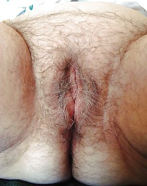 Hairy amateur grannies playing with herself
