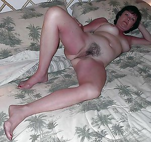 Hairy Moms And Grandmas 58
