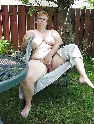 granny BBw Tits