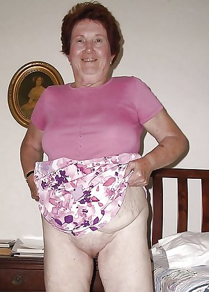 grannies in their bra and knickers6