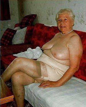 sexy fat granny