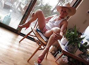 Long legged granny