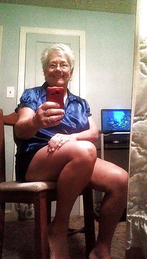 Amateur granny.
