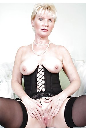 Sexy Older Mature