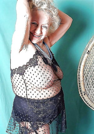 Selection of Elegant Posh Grannies showing Tits & Arses