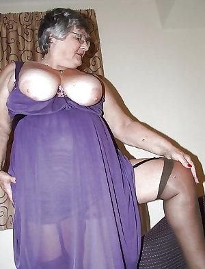 Sexy BBW, Grandma Libby