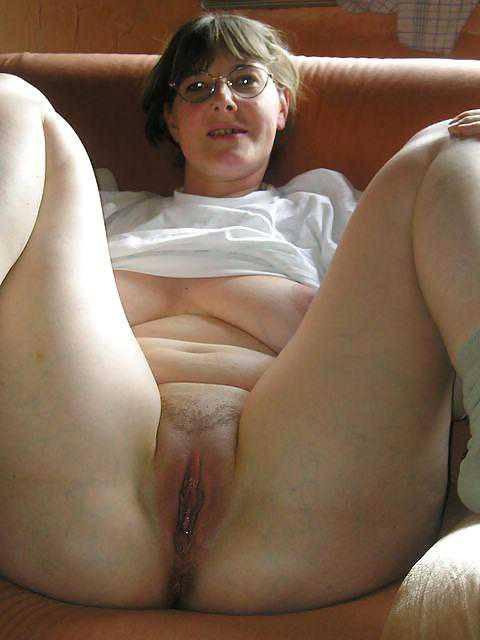 Ugly granny naked