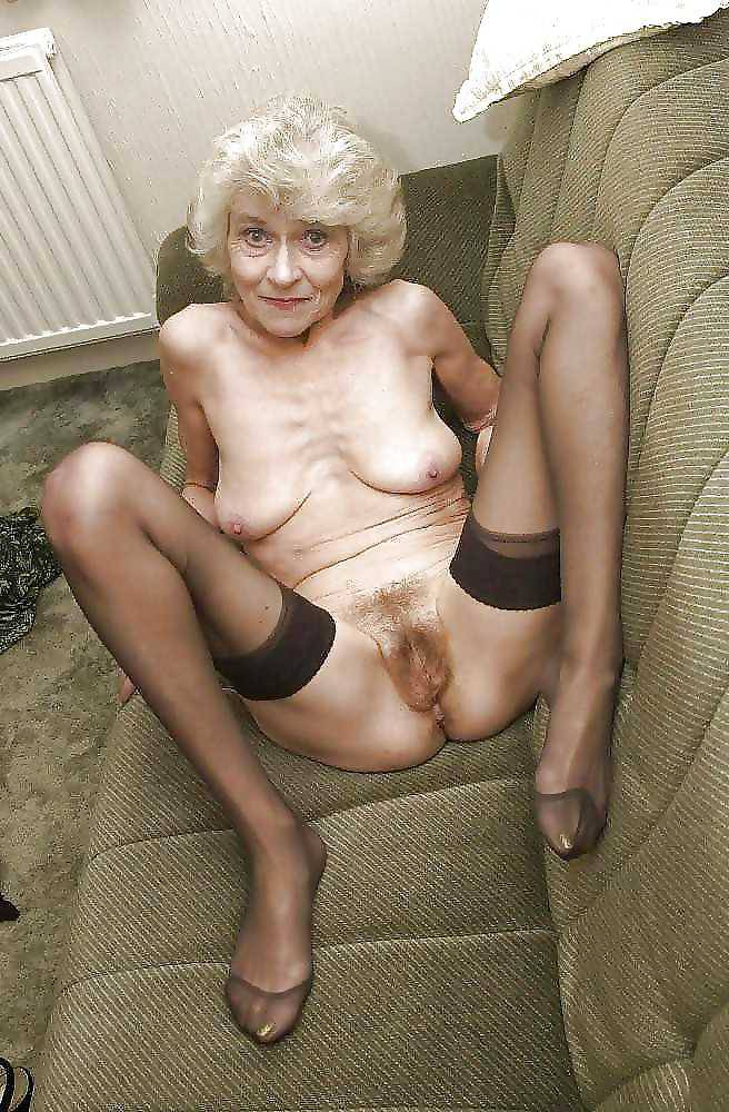 Grannies in sexy lingerie