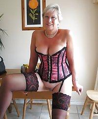 Mature granny hot
