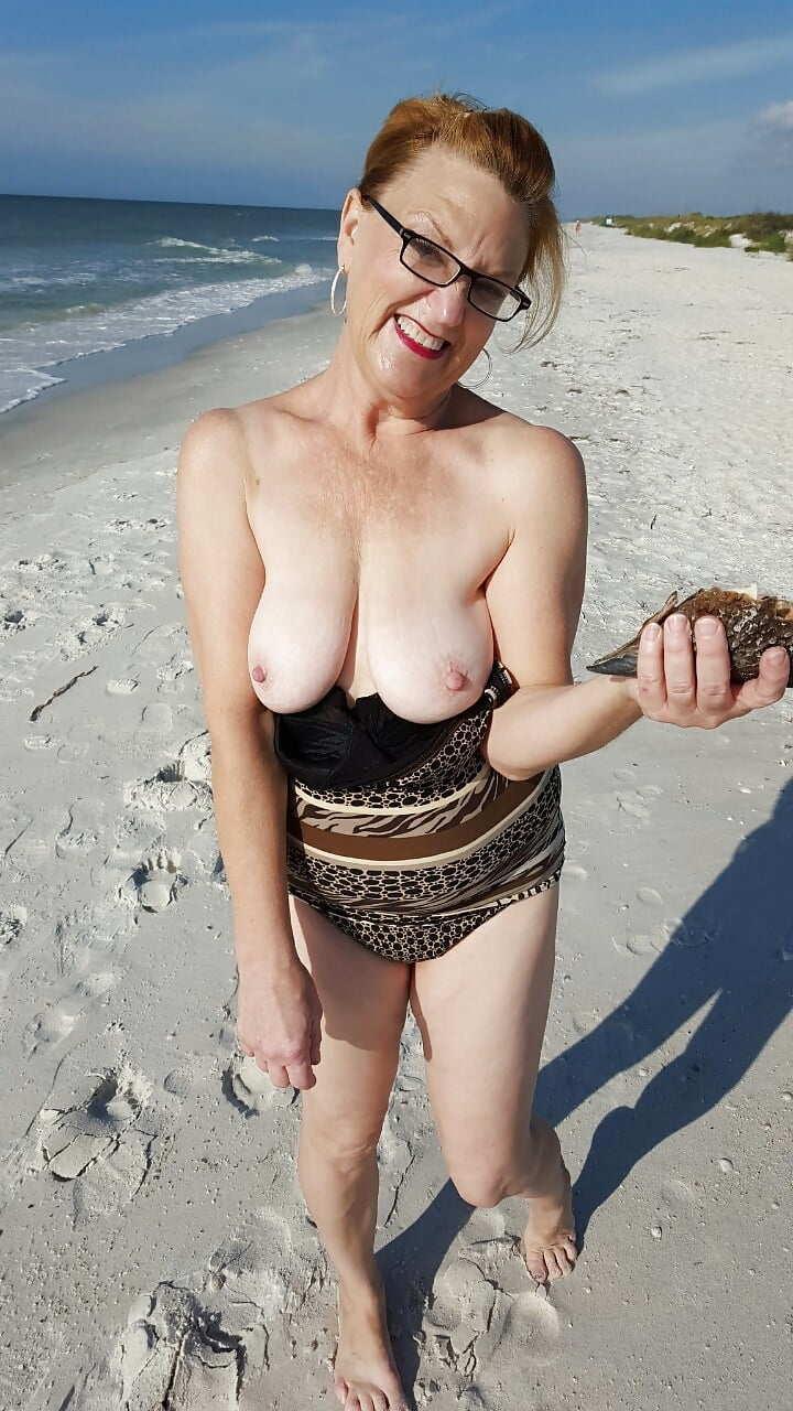 granny nude beach