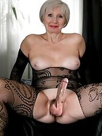 Granny Slut Photo